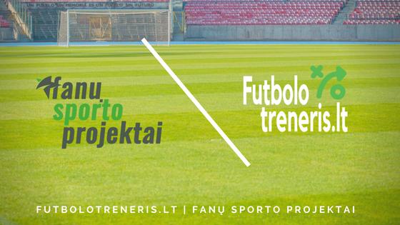 bendradarbiavimas su futbolo atstovais