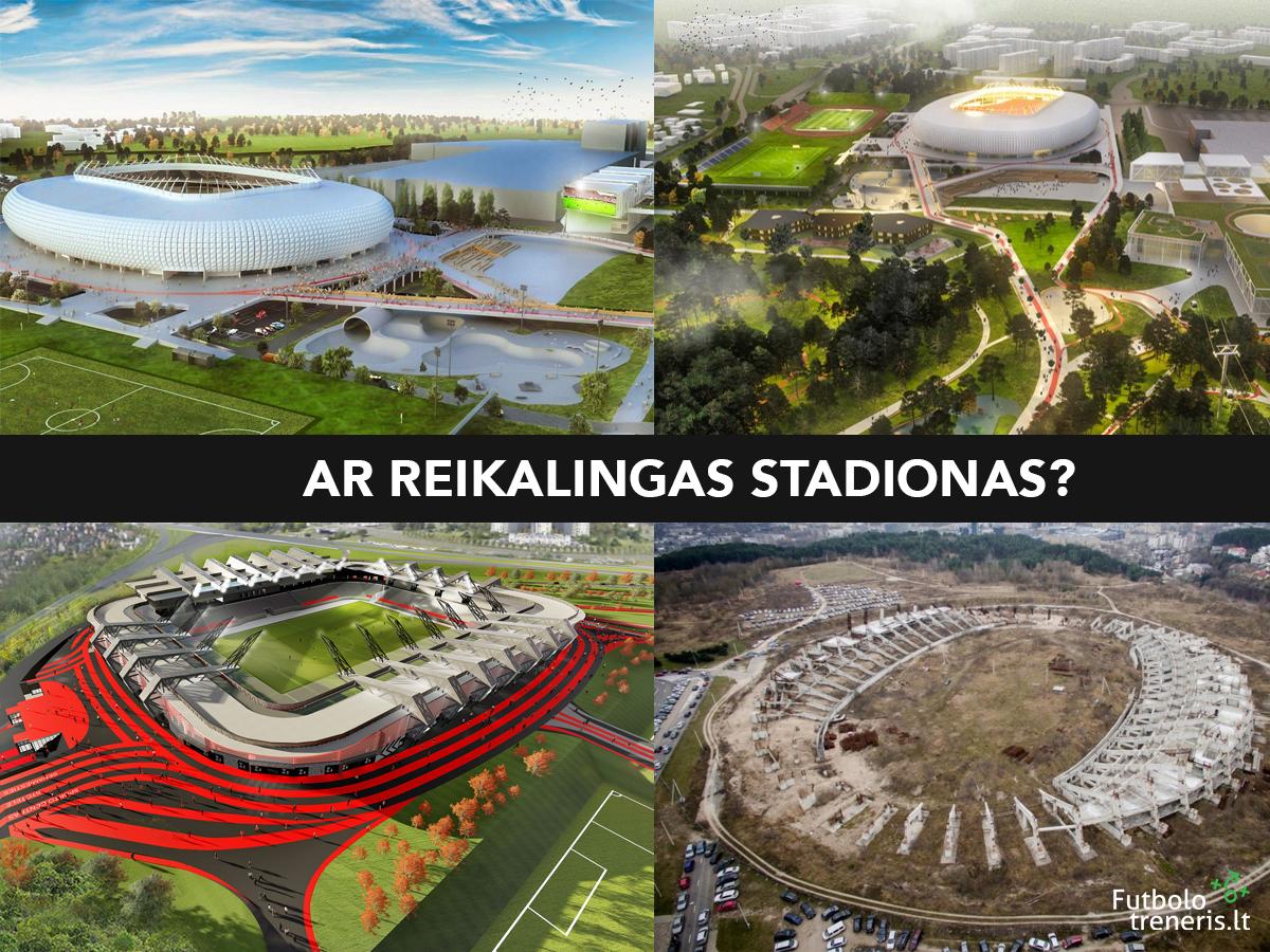 futbolo stadionas