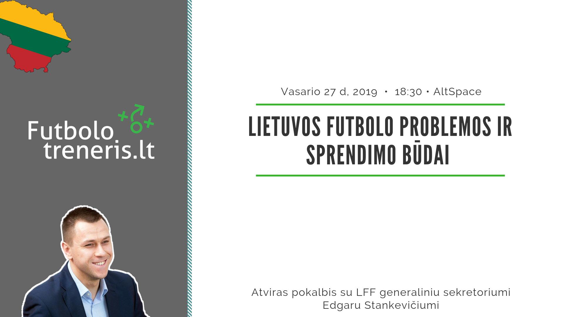 Edgaras Stankevičius LFF
