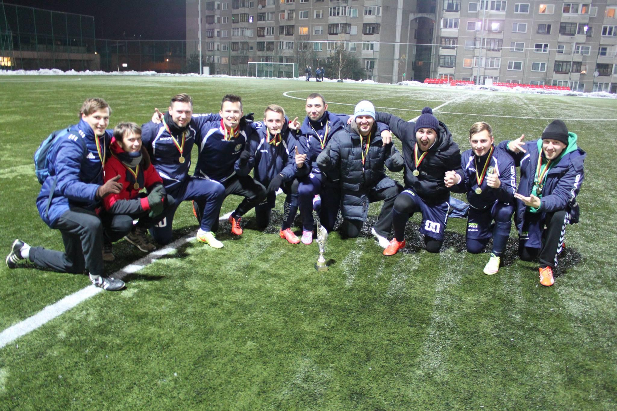 Futbolo komanda