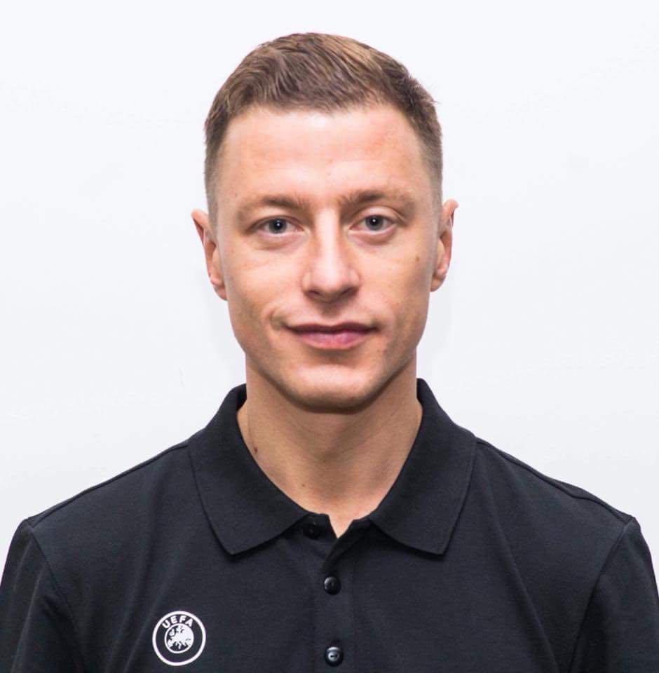Fizinio rengimo treneris Marius Čeliauskas