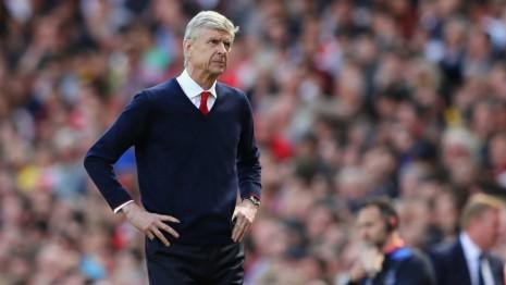 Arsene Wenger treneris