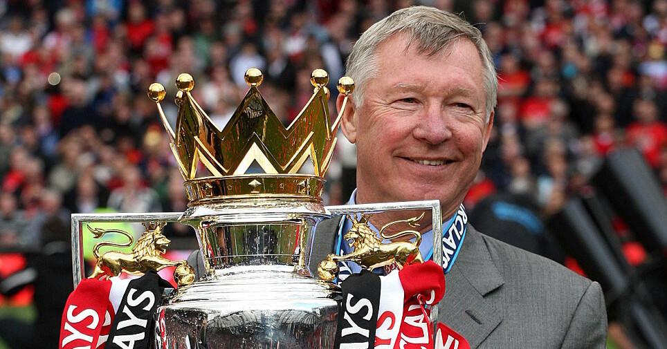 Alex Ferguson, buvęs Manchester United treneris