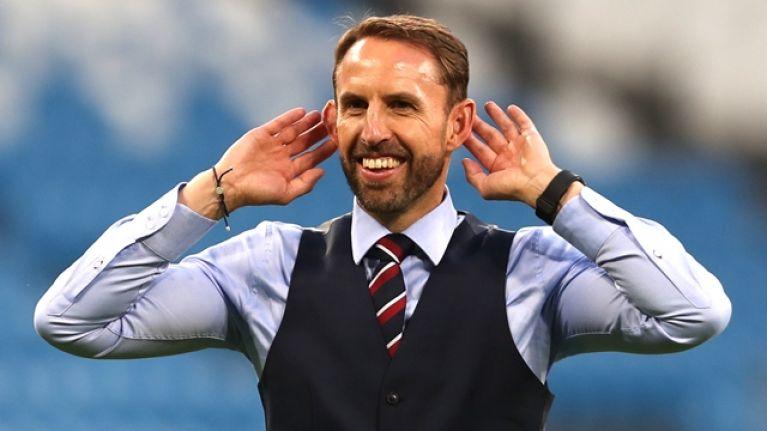 Gareth Southgate, Anglijos futbolo rinktinės treneris: