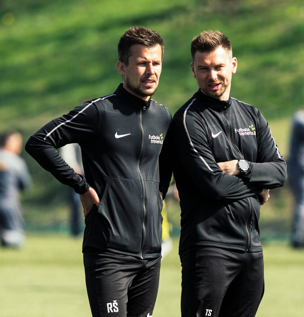 Futbolo treneriai