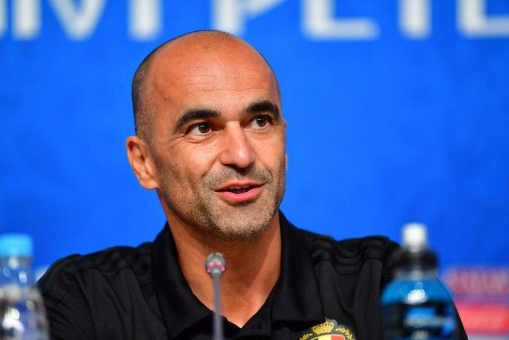 Roberto Martinez, Belgijos futbolo rinktinės treneris