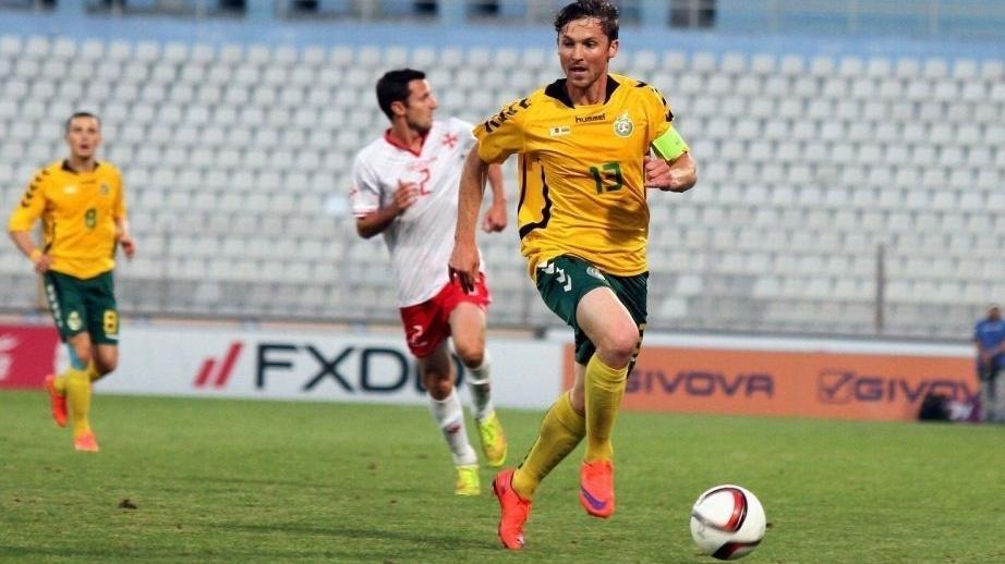 Lietuvos futbolininkas