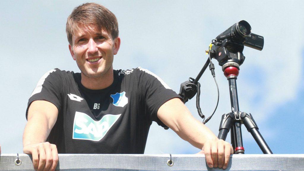 Futbolo analitikas Benjamin Glück