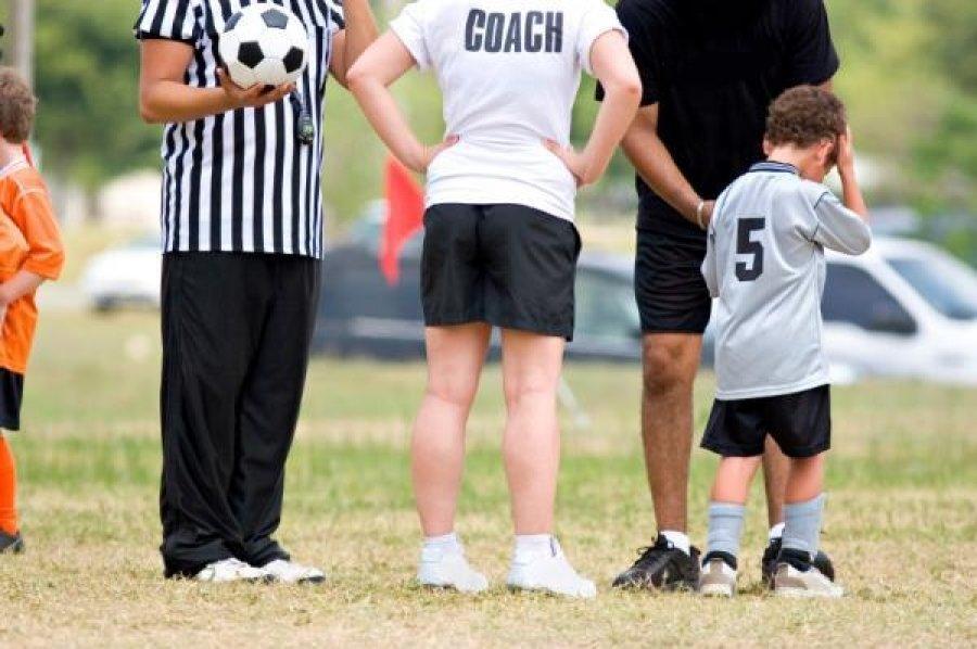 Futbolo tėveliai