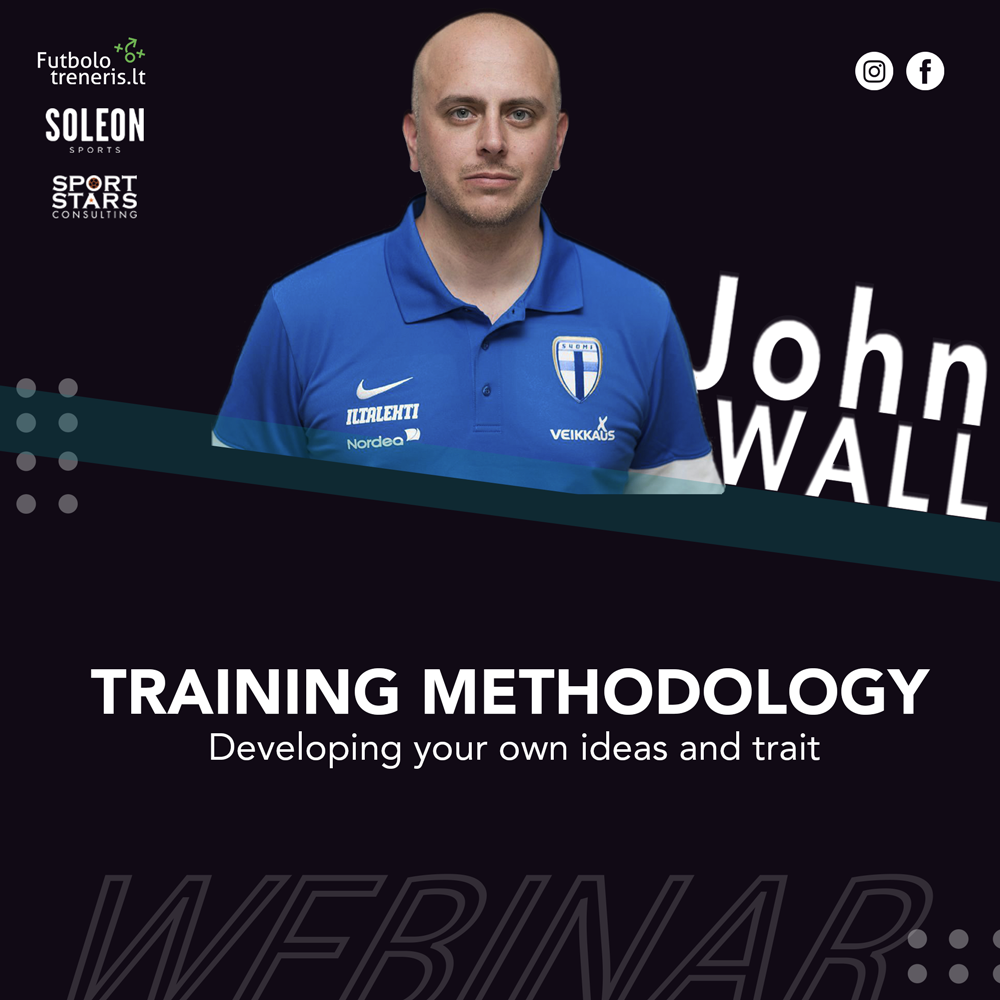 webinar with John Wall